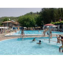 Swimming pool Molino delle Rocche - Talla